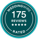 175 Reviews on Wedding Wire