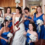 bride-bridesmaids-ready-to-rock