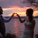 bride-groom-sunset-heart