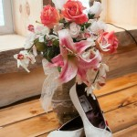 brides-white-slippers-flowers