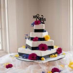 mr-mrs-colorful-wedding-cake