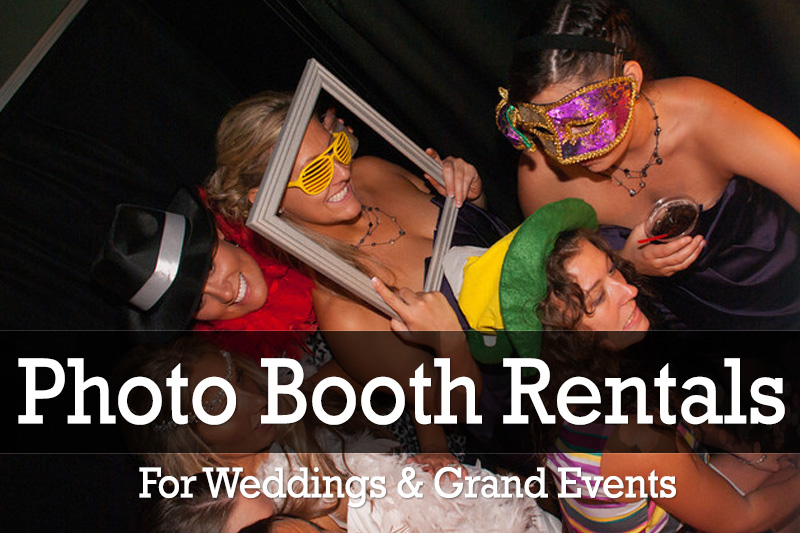 Wedding Photo Booth Pricing and Booking