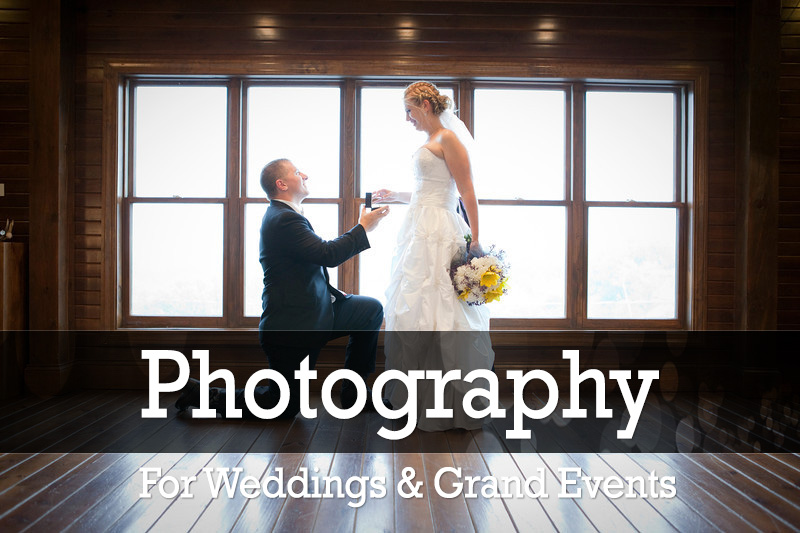 Wedding Photography Package Pricing and Booking