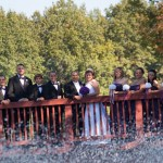 wedding-party-bridge-photo-outside