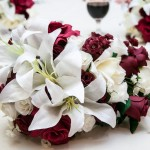 white-red-wedding-flower-bouquet